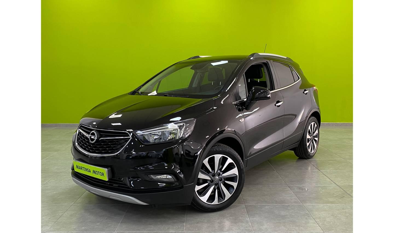 Opel Mokka X ocasión segunda mano 2019 Gasolina por 16.200€ en Málaga