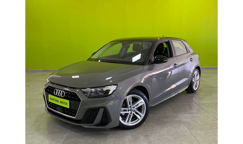 Audi A1 ocasión segunda mano 2019 Gasolina por 21.900€ en Málaga