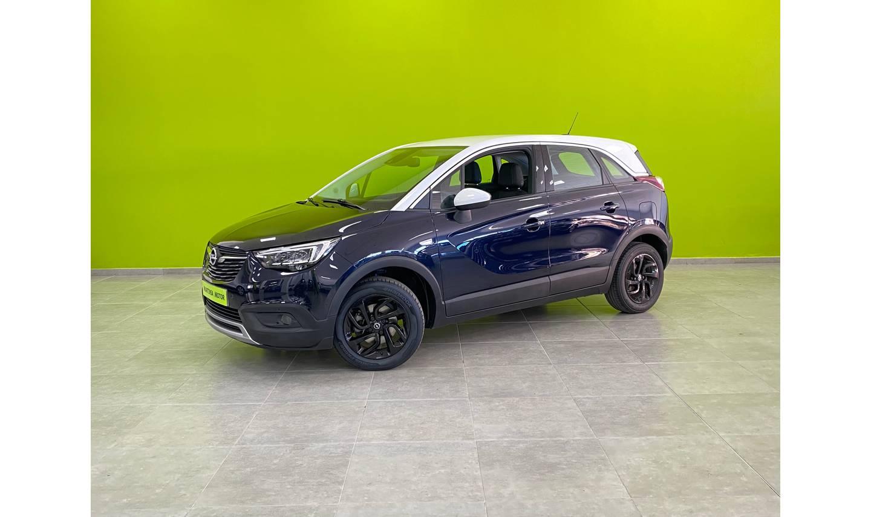 Opel Crossland X ocasión segunda mano 2019 Gasolina por 15.900€ en Málaga