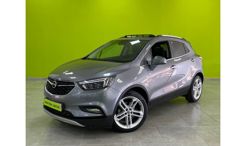 Opel Mokka X ocasión segunda mano 2019 Gasolina por 17.200€ en Málaga