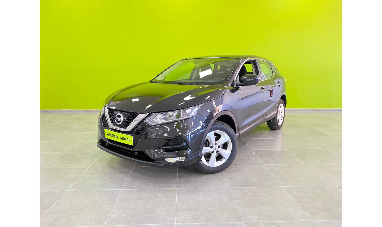 Nissan Qashqai ocasión segunda mano 2018 Diésel por 19.900€ en Málaga