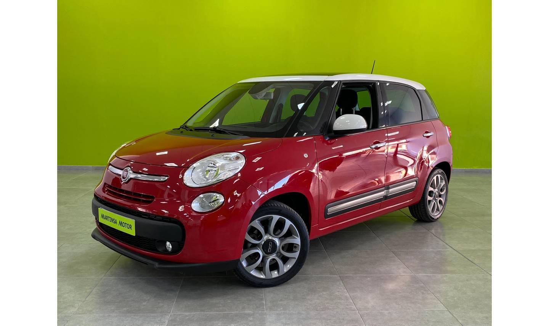 Fiat 500L ocasión segunda mano 2015 Gasolina por 11.500€ en Málaga