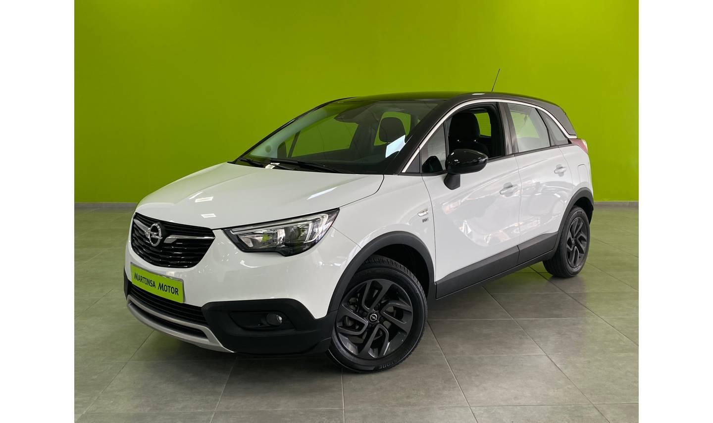 Opel Crossland X ocasión segunda mano 2019 Gasolina por 17.500€ en Málaga