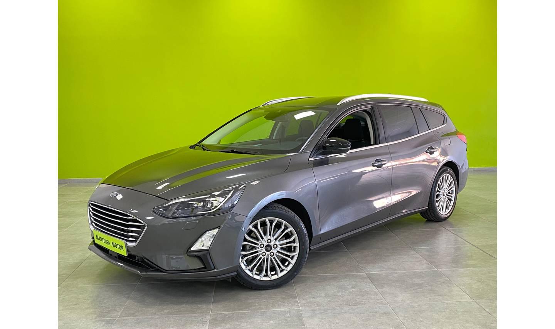 Ford Focus ocasión segunda mano 2019 Gasolina por 17.500€ en Málaga