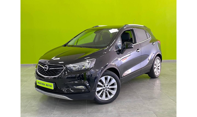 Opel Mokka X ocasión segunda mano 2018 Gasolina por 14.900€ en Málaga