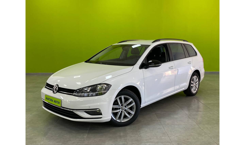 Volkswagen Golf Sportsvan ocasión segunda mano 2019 Gasolina por 18.500€ en Málaga