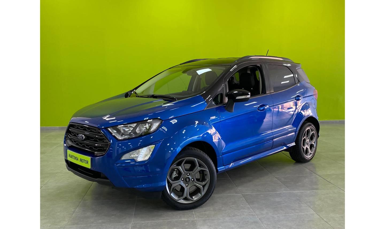 Ford Ecosport ocasión segunda mano 2019 Gasolina por 18.500€ en Málaga