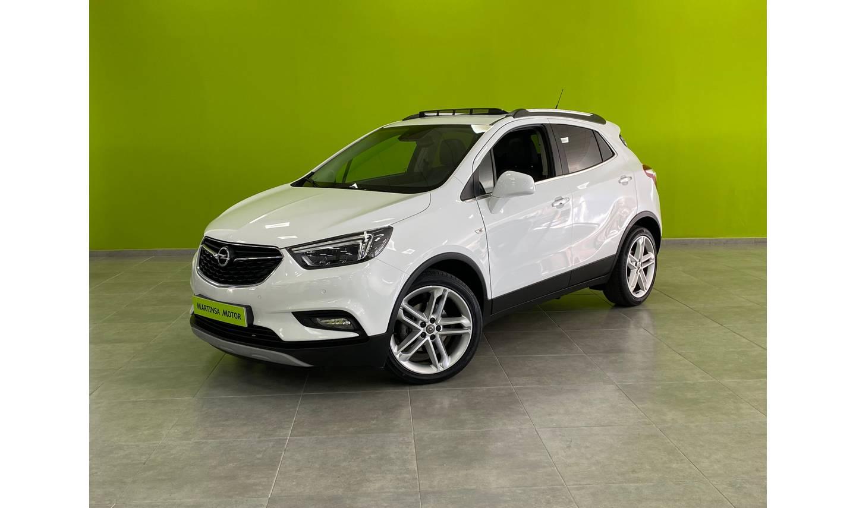 Opel Mokka X ocasión segunda mano 2018 Gasolina por 16.500€ en Málaga