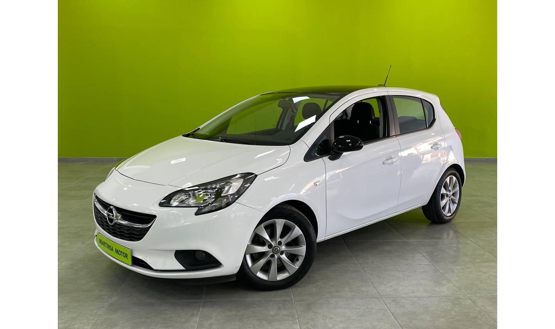 Opel Corsa ocasión segunda mano 2017 Diésel por 12.700€ en Málaga