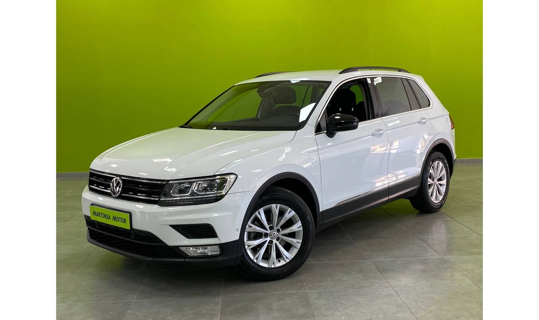 Volkswagen Tiguan ocasión segunda mano 2017 Diésel por 25.500€ en Málaga