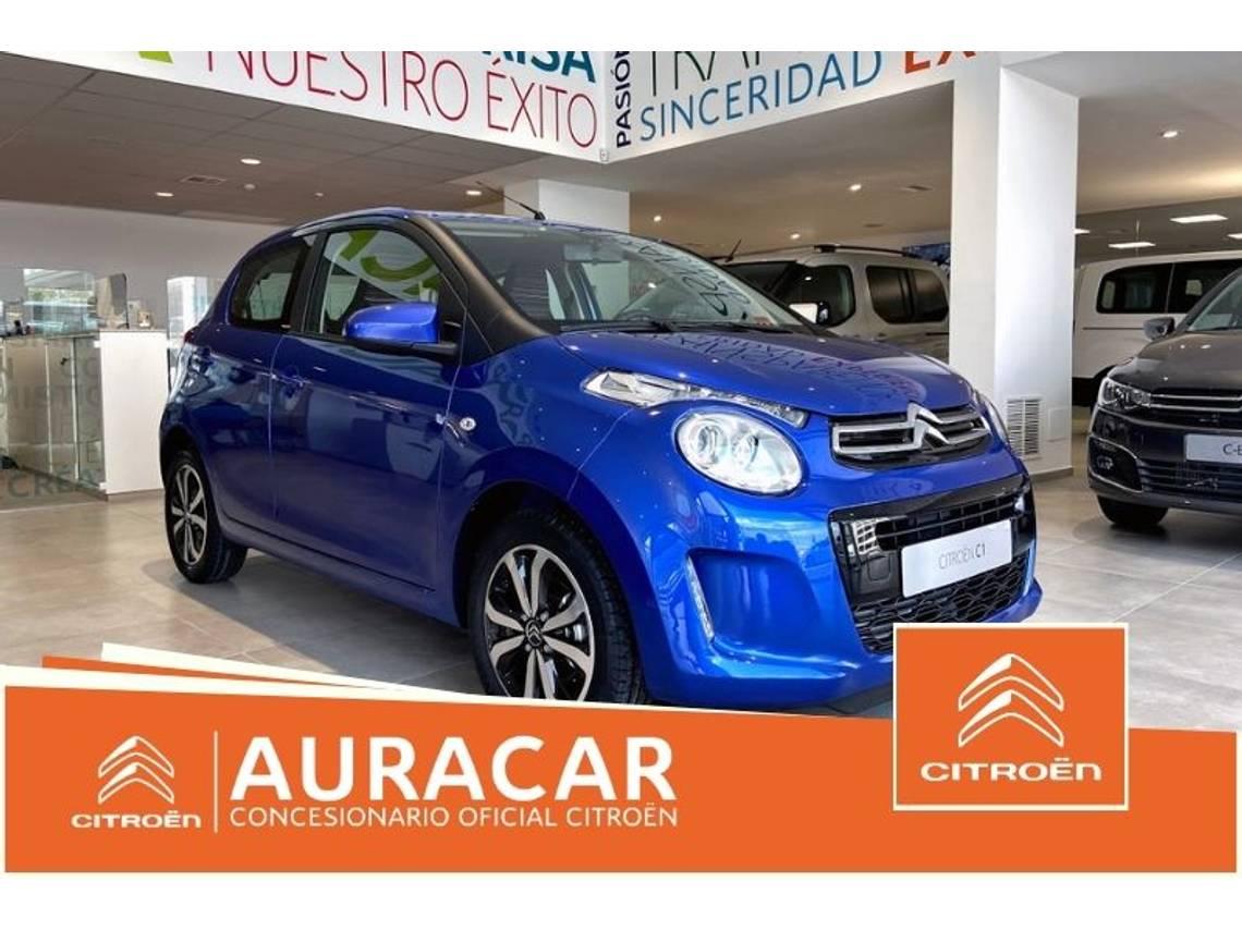 Citroën C1 ocasión segunda mano 0 Gasolina por 11.100€ en Madrid